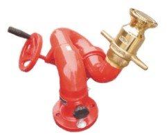 Canhão Monitor para Combate à Incêndio