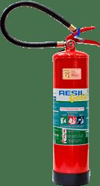 Extintor de incêndio ABC 6 kg 5 anos