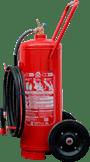 Extintor de incêndio sobre rodas água pressurizada 50 lt