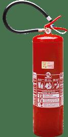 Extintor Pó Químico ABC 12 kgs